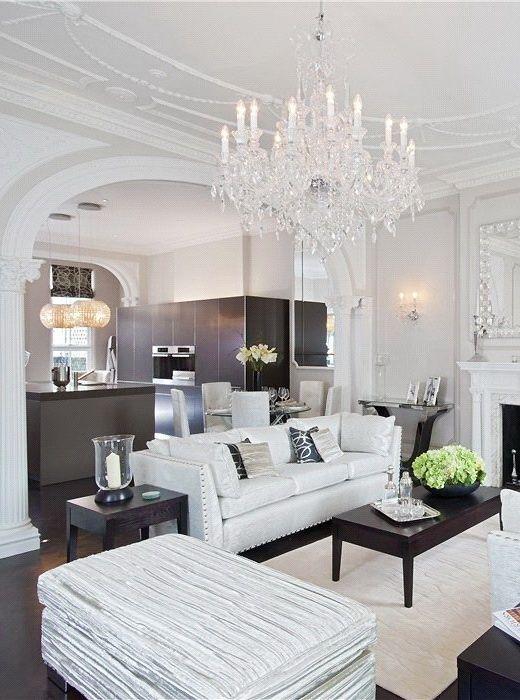 Interior Design Trends 2014 – Glamour