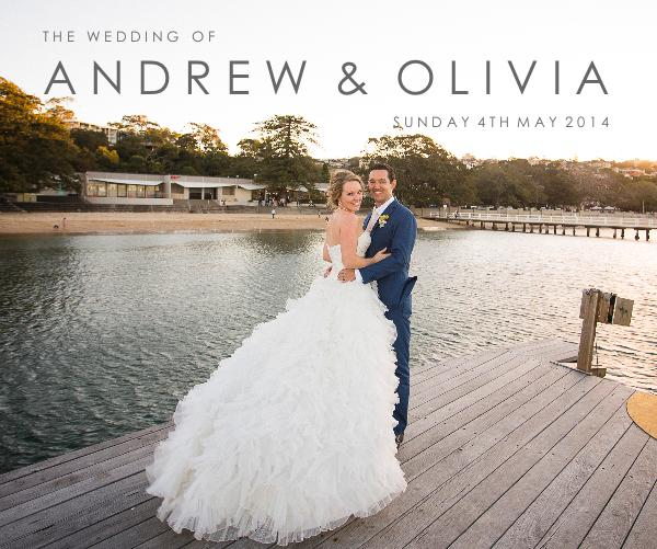 Andrew and Olivia