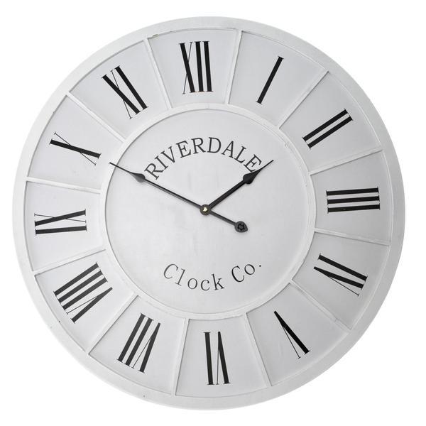 Riverdale Rod Wall Clock - Zanui
