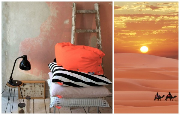 Desert Sunset Inspiration