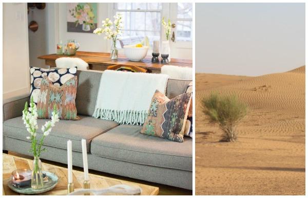 Dubai Dunes Inspiration