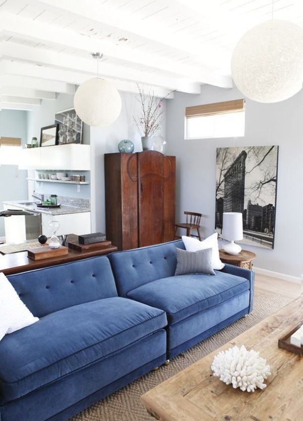 Bright, beachy colour schemes | Liv with Vision