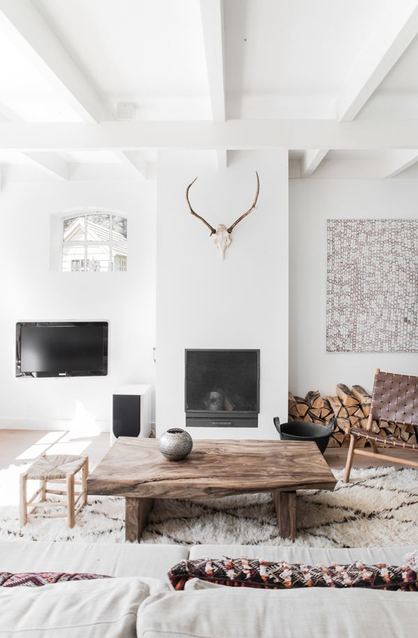 Timber furniture - Liv with Vision