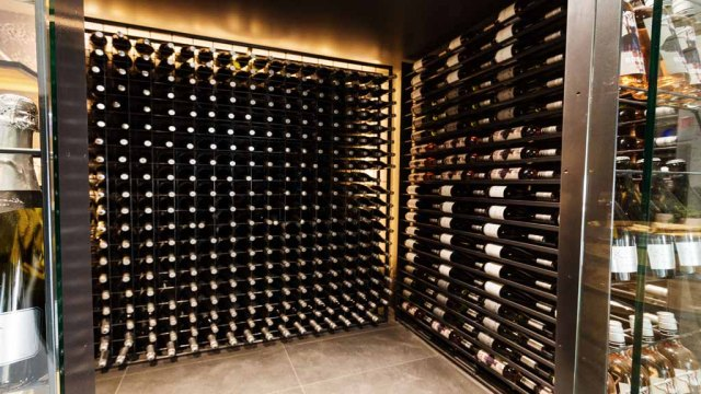 The Block - Darren & Deanne's Wine Cellar