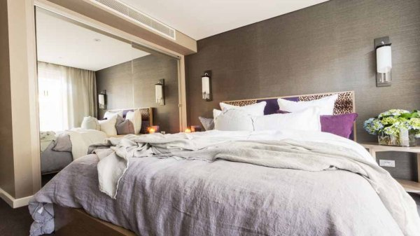 Darren + Deanne Guest Bedroom - The Block Triple Threat
