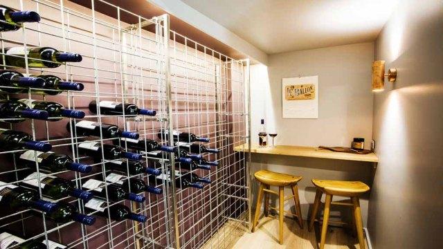 The Block - Jess & Ayden's Wine Cellar