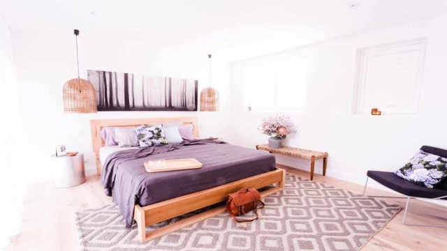 The Block Room Reveals - Jess & Ayden's Master Bedroom