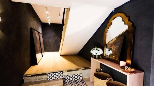 The Block Room Reveals' - Darren & Deanne's Stairs