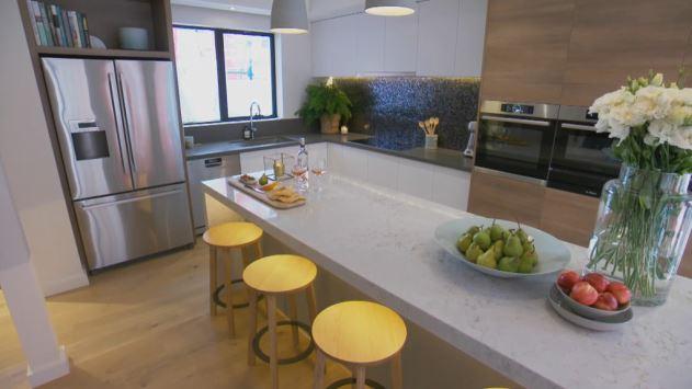 The Block Room Reveal's - Darren & Deanne's Kitchen