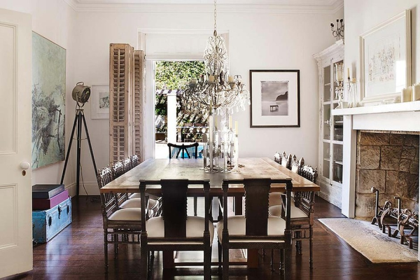 Collette Dinnigan's gorgeous Paddington abode