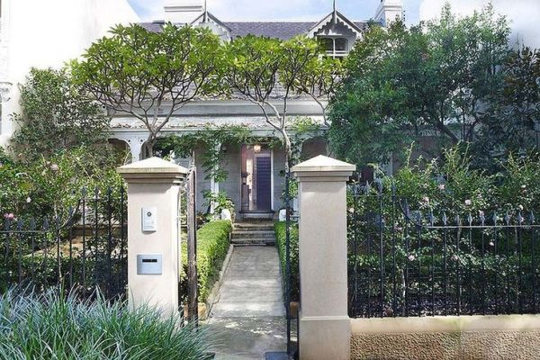 Collette Dinnigan's gorgeous Paddington abode