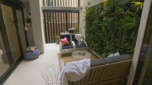 The Block Room Reveals - Jess & Ayden's Terrace