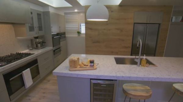 The Block Room Reveal's - Jess & Ayden's Kitchen