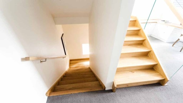 The Block room Reveals - Josh & Charlotte's Stairs