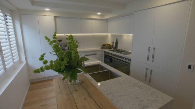 The Block Room Reveals - Josh & Charlotte's Kitchen