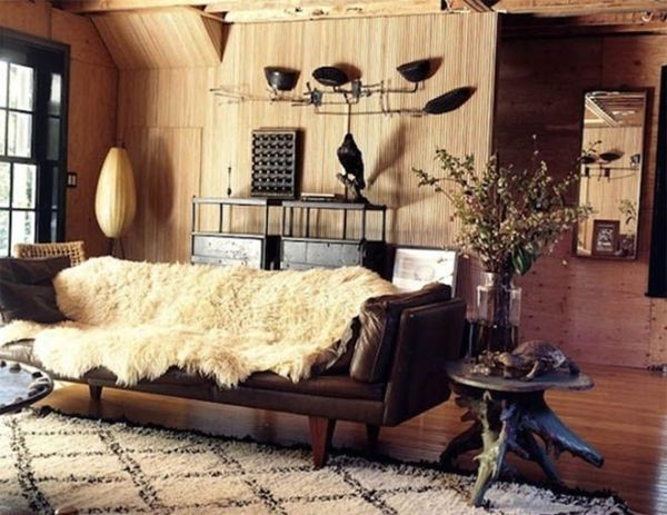 Liv with Vision - Style Stakes: Sheepskin Rugs