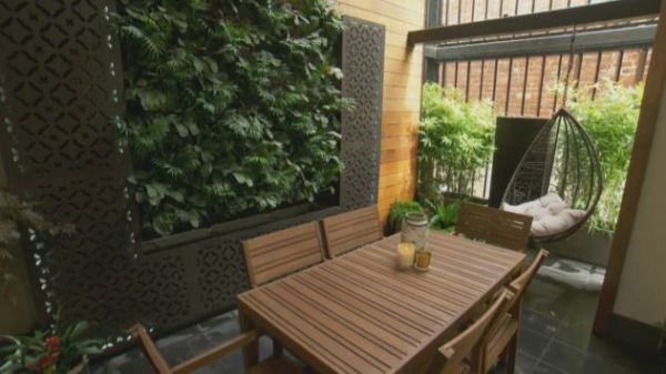 The Block Room Reveals - Tim & Anastasia's Terrace