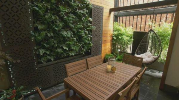 The Block Room Reveals - Tim & Anastasia's Terrace