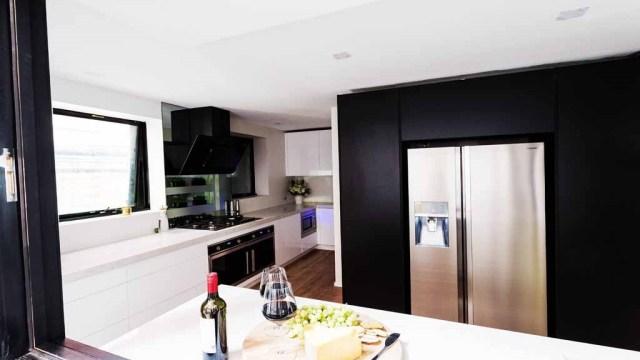 The Block Room Reveals - Tim & Anastasia's Kitchen