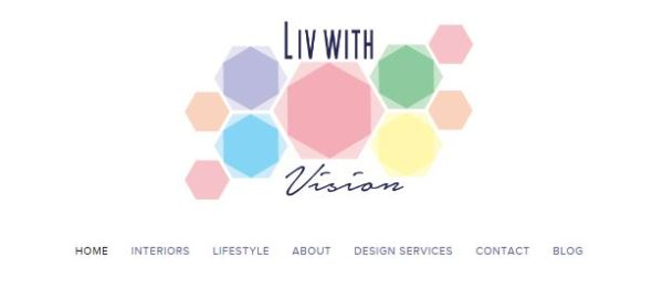 Liv with Vision - NEW Site!